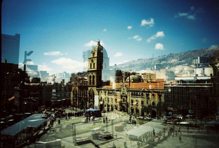 La Paz, Bolivie © Cam Linh Huynh