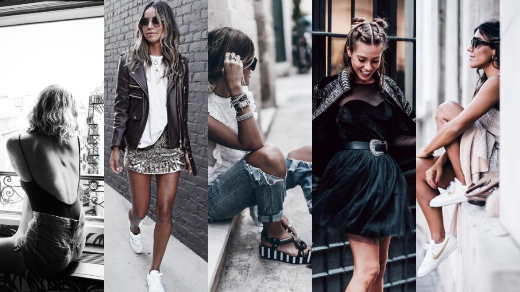 10 blogueuses mode que vous aimerez suivre sur Instagram