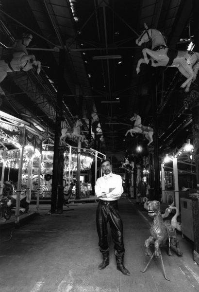 ROBERT DOISNEAU, Jean Paul Favand, 116 rue Vaillant Couturier à Gentilly le 3 octobre 1991 © Robert Doisneau