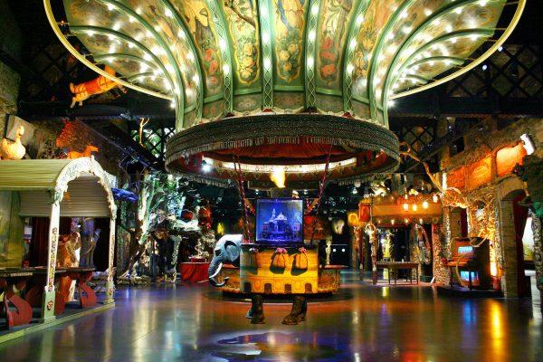 Théâtre du Merveilleux Pavillons de Bercy Montgolfière à l'éléphant © Pavillons de Bercy