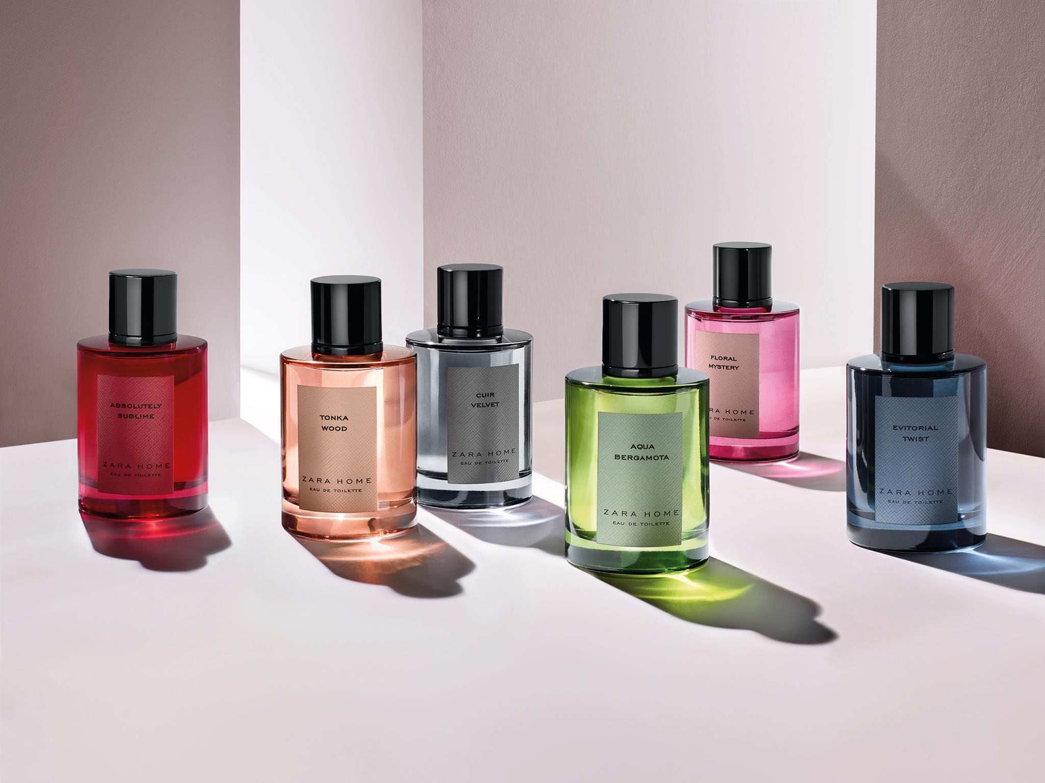Accessoires Salle De Bain Zara Home ~ une collection de fragrances pointues et lifestyle sign s zara home
