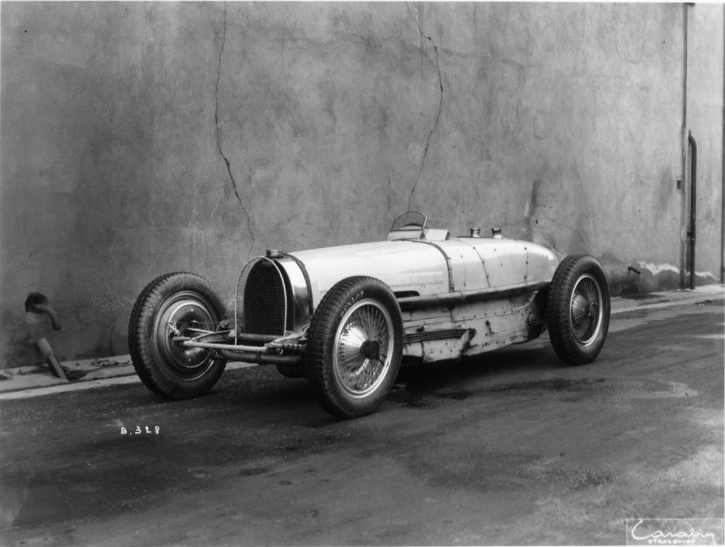 Bugatti Type 59 Grand Prix 1934 copyright