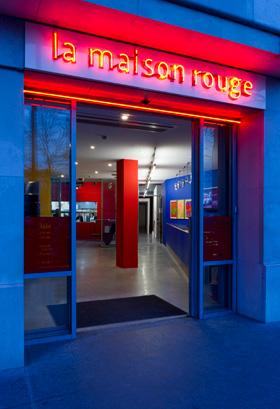 Fondation Antoine de Galbert - Maison Rouge
