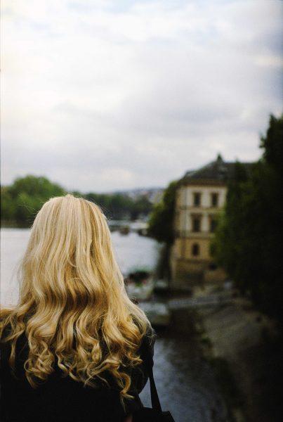 Pont Charles, Prague, 2006 © Nicolas Comment, courtesy Polka Galerie.