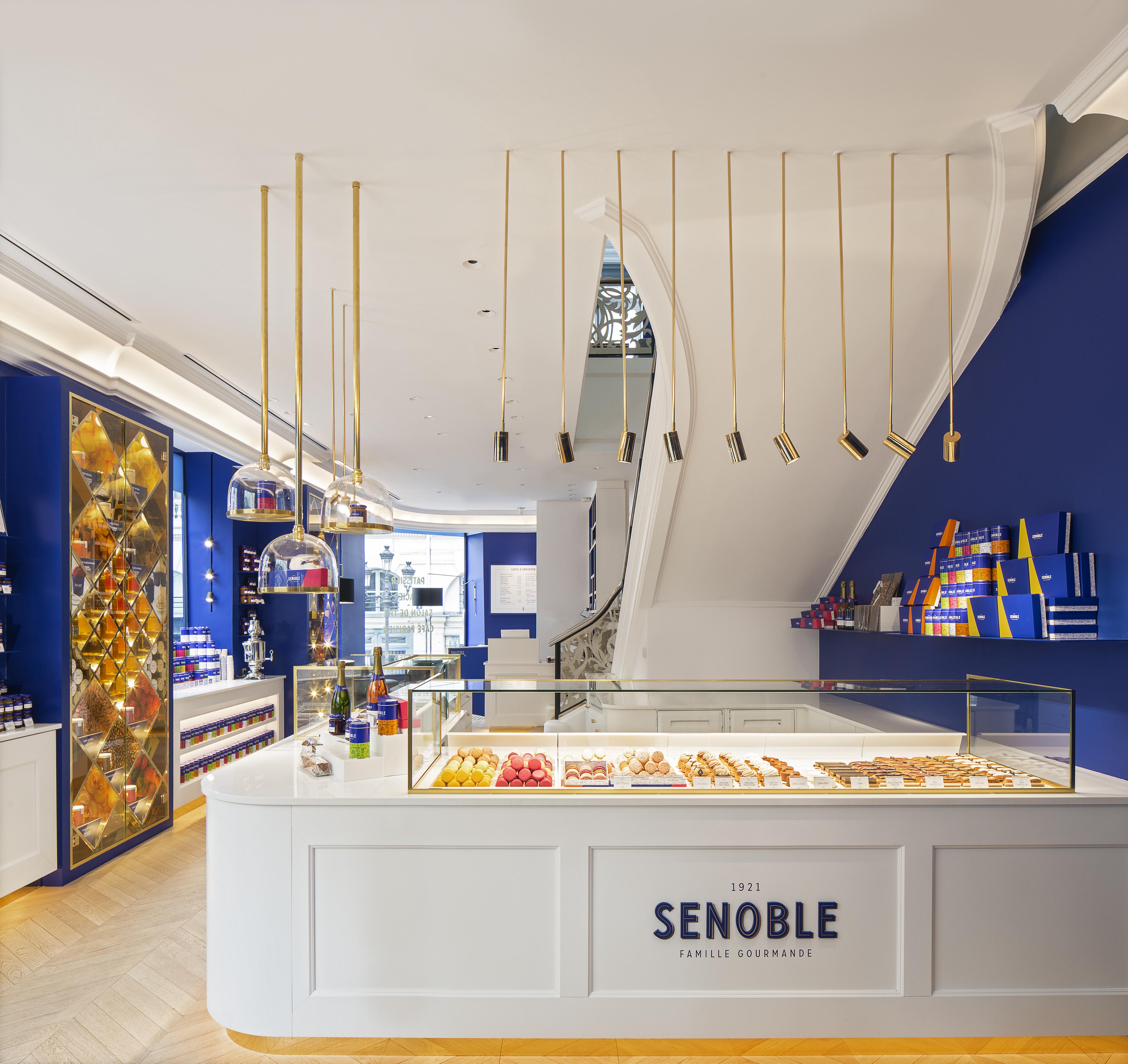 Boutique Senoble 2 © Fabien Breuil
