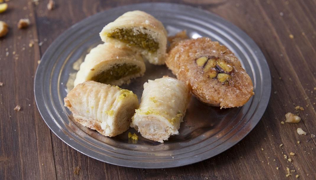 Projet de vie : se nourrir de bakhlavas et finir gras, mais heureux. Crédits visuel : Fanny Maréchal