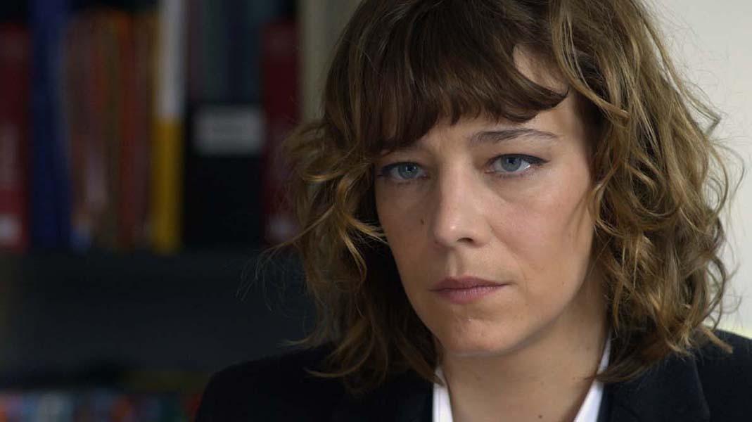 Tout le jeu de Céline Sallette (Emilie) passe par son regard captivant