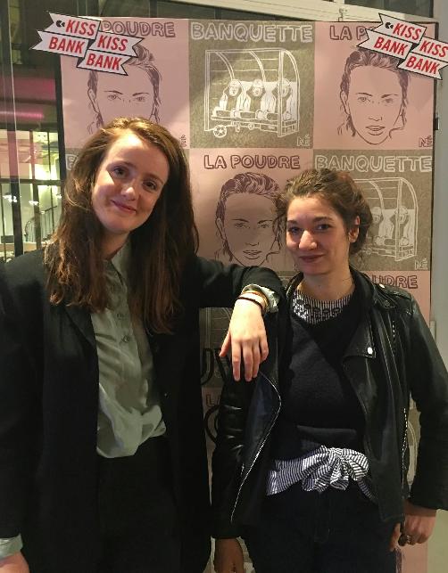 Andréane Meslard et Camille Romano pour © Nouvelle Écoutes