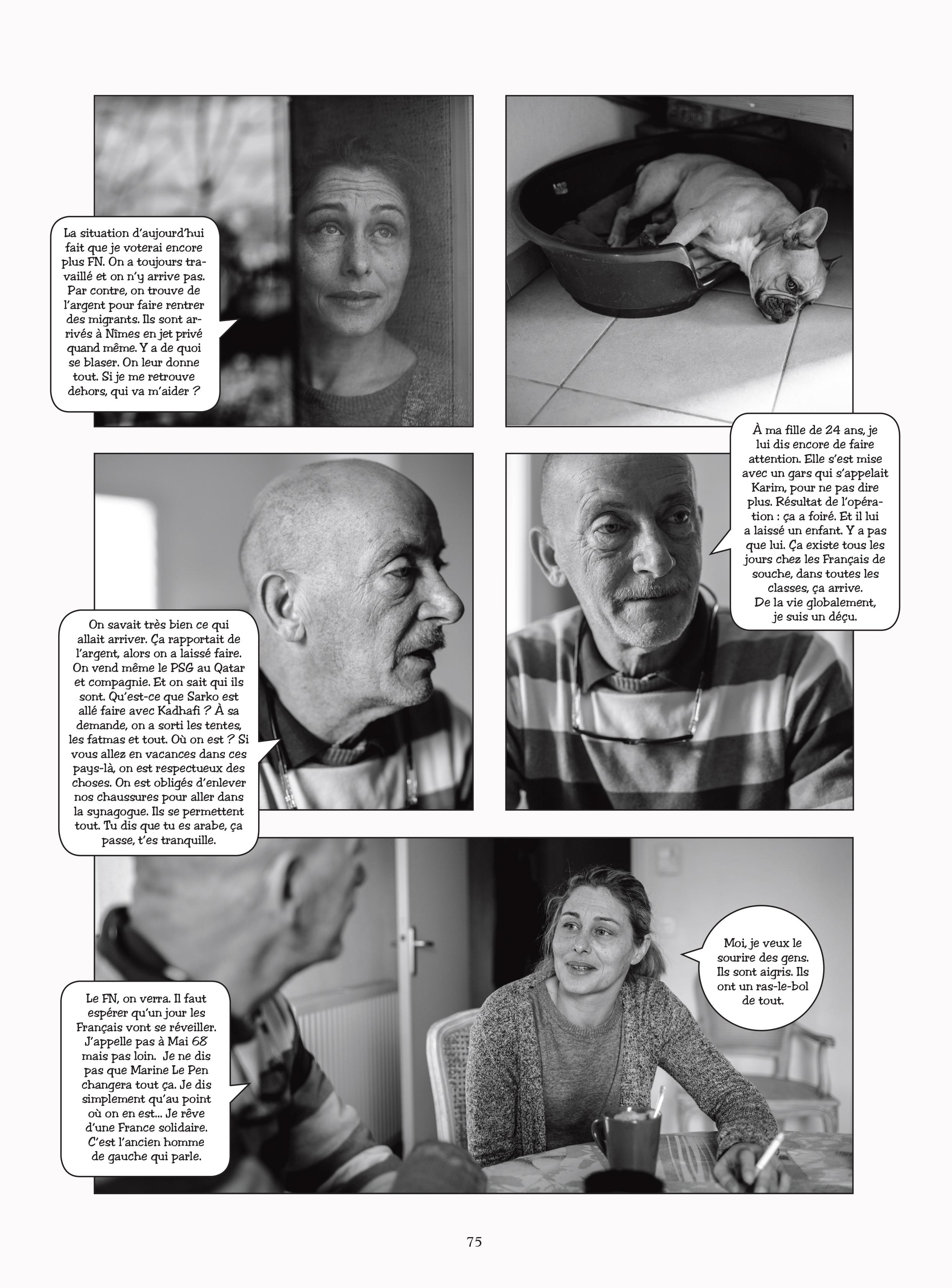 """Extrait du livre """"L'illusion nationale"""" © Les Arènes"""