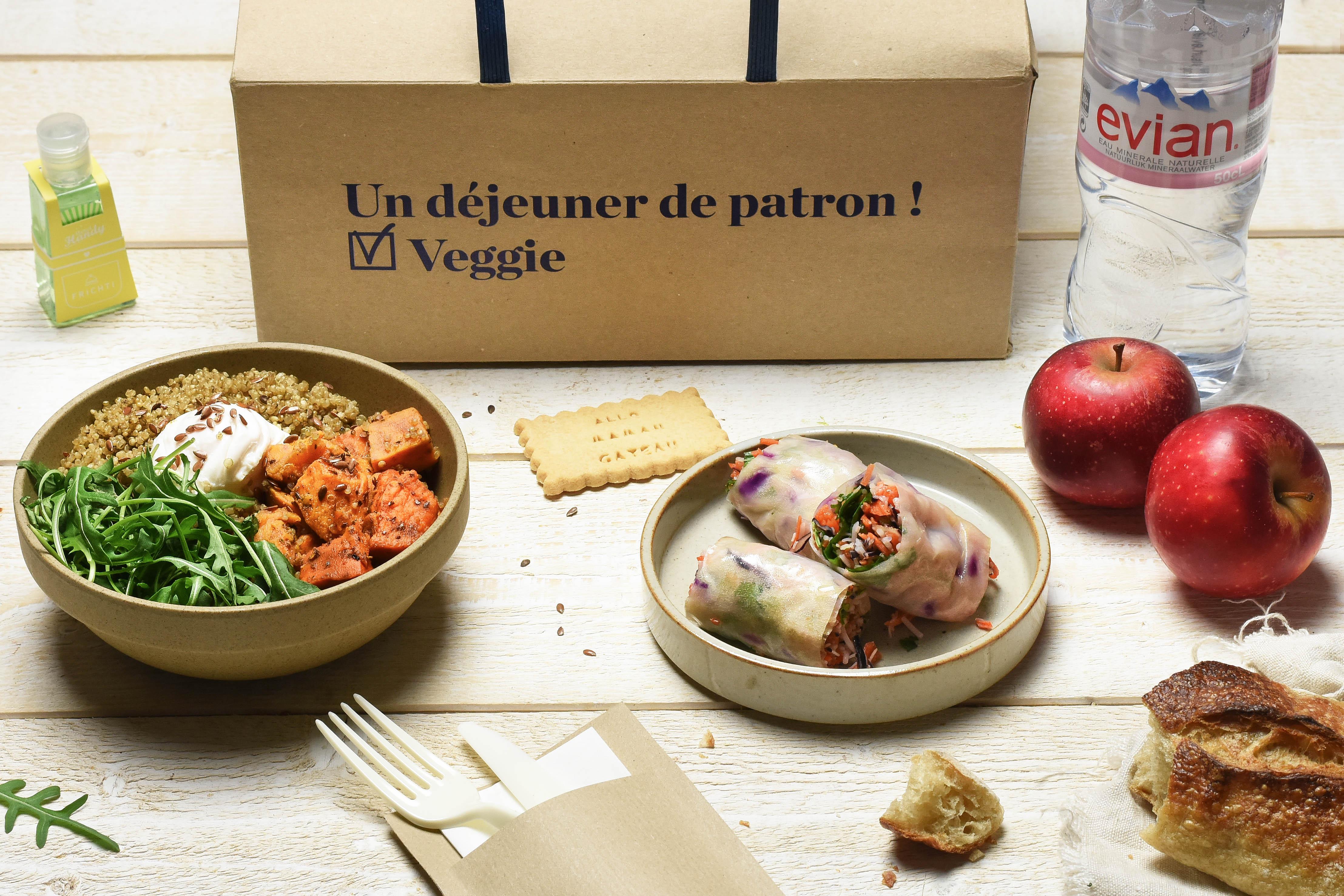 box B2B veggie