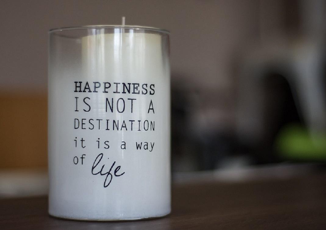 Le bonheur, un processus plus qu'un état figé
