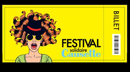Billet Festival Causette
