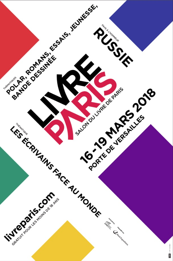 81f2f9a0c48 Concours   2 x 2 places à gagner pour le Salon Livre Paris avec Les ...