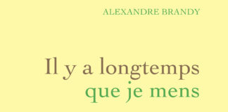 il y a longtemps que je mens alexandra brandy untitled magazine