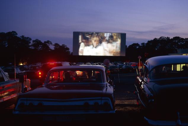Les cinémas en plein air Paris